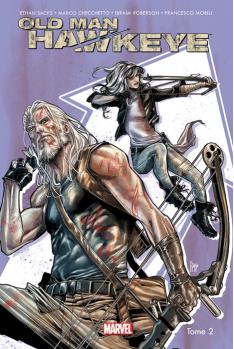 Old Man Hawkeye Tome 2