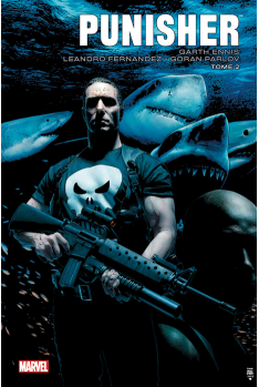 PUNISHER MAX par ENNIS TOME 2