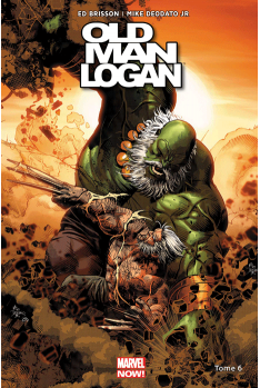 Old Man Logan Tome 6
