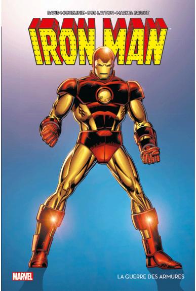 Iron Man : La guerre des armures