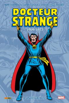 DOCTEUR STRANGE L'INTEGRALE 1969-1973