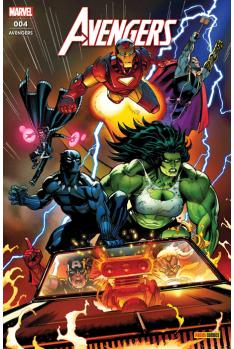 Avengers 4 - Fresh Start