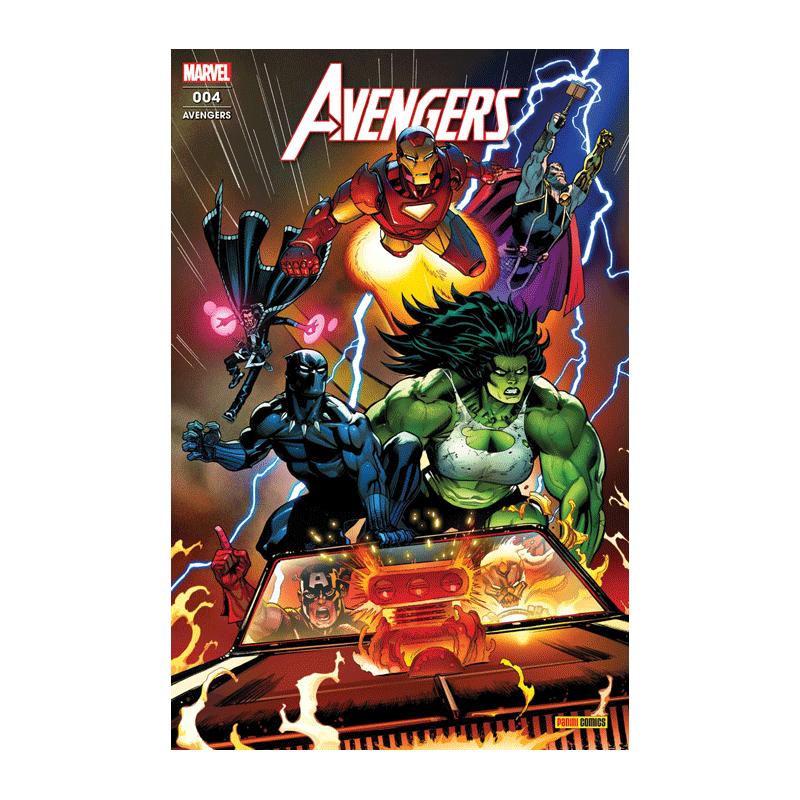Free Comic Book Day France: Avengers 4 Fresh Start