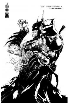 BATMAN TOME 1 : LA COURS DES HIBOUX - EDITION 80 ANS EN N&B