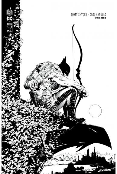 BATMAN TOME 3 : L'AN ZERO - EDITION 80 ANS EN N&B