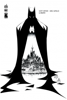 BATMAN TOME 5 : LA RELEVE - EDITION 80 ANS EN N&B