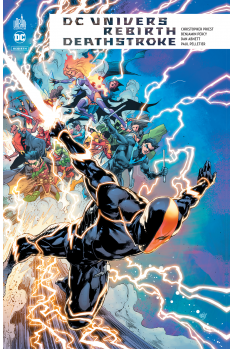 DC Univers Rebirth : Deathstroke