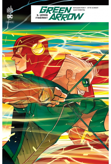 GREEN ARROW REBIRTH TOME 5