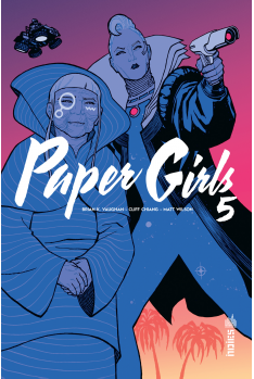 Paper Girls Tome 5