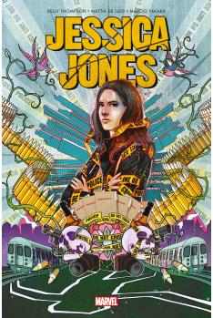 Jessica Jones Tome 1 : Angle mort