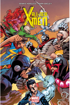 All New X-Men Tome 4 (Volume II)