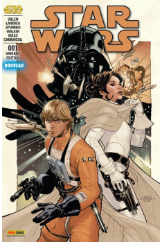 STAR WARS 1 (2019) Variant Collector