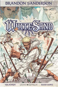 White Sand Tome 1