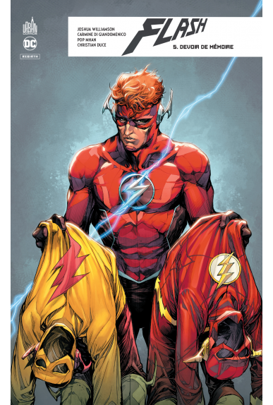 FLASH REBIRTH TOME 5
