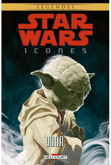 STAR WARS - Icones Tome 8 : Yoda