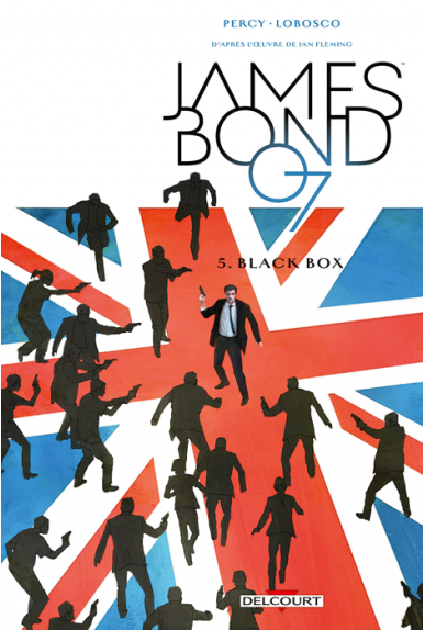James Bond Tome 5 - Black Box