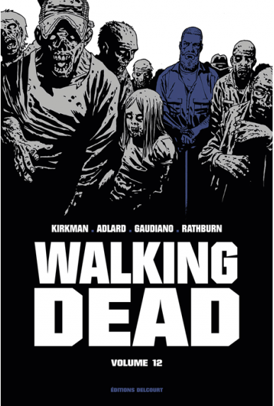 Walking Dead Prestige Volume 12