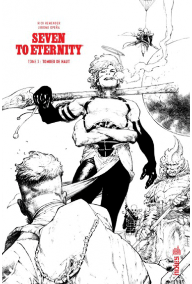 Seven To Eternity Tome 3 Noir & Blanc