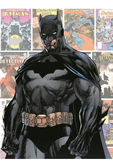 Batman 80 ans