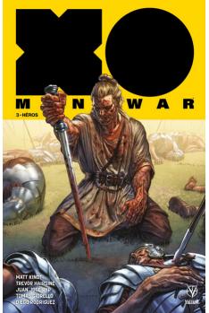 X-O Manowar (2018) Tome 3
