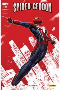 Spider-Geddon 1 Variant Excalibur