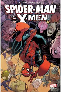 Spider-man et les X-Men