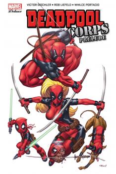 Deadpool Corps : Prélude