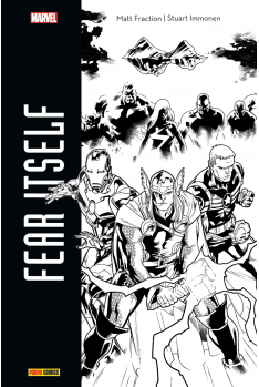 Fear Itself - Edition Noir & Blanc