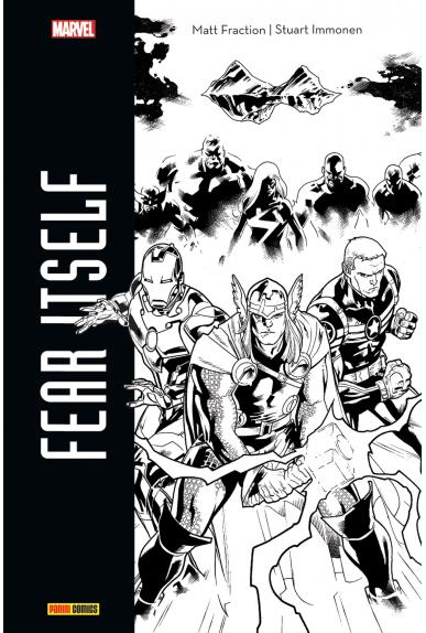 Fear Itself - Edition Noir & Blanc