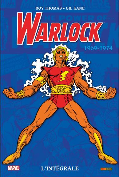 Adam Warlock L'intégrale 1969-1974