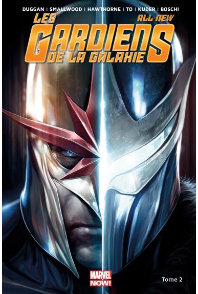 ALL NEW GARDIENS DE LA GALAXIE TOME 2 (Volume II)