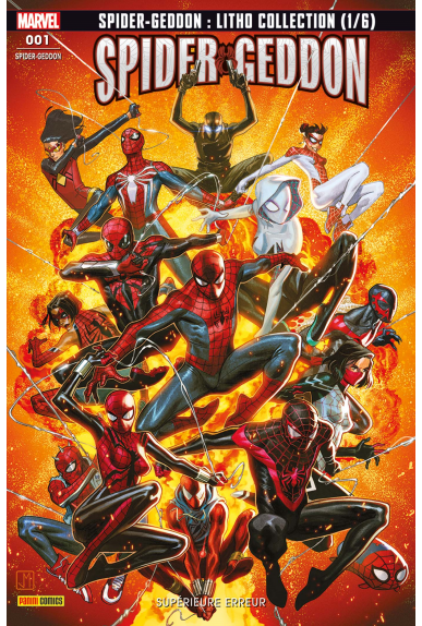 Spider-Geddon 1 - Fresh Start