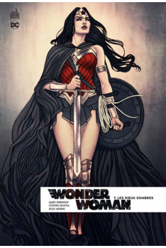 WONDER WOMAN REBIRTH TOME 7