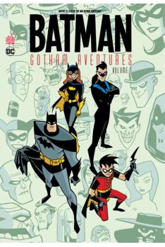 Batman Gotham Aventures tome 1