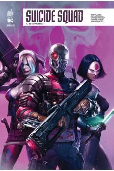 Suicide Squad Rebirth Tome 7
