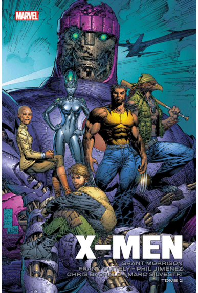 X-men par Morrison et Quitely Tome 2