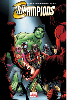 Champions Tome 2