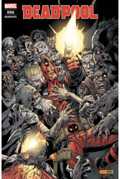 Deadpool 6 - Fresh Start