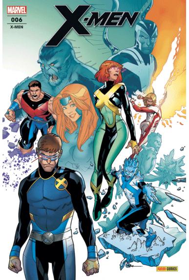 X-Men 6 - Fresh Start
