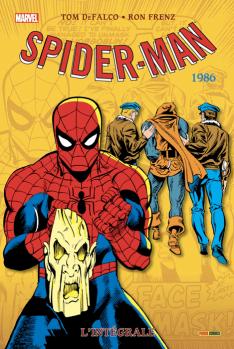 AMAZING SPIDER-MAN L'INTEGRALE 1986