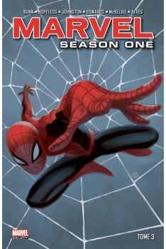 MARVEL SEASON ONE Tome 3