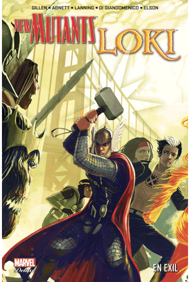 New Mutants & Loki : En exil