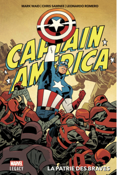 Captain America - Marvel Legacy