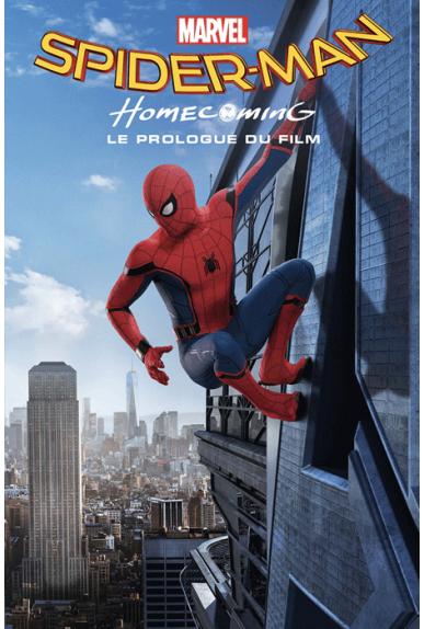 Marvel Cinematic Universe : Spider-Man Homecoming