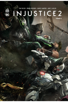 Injustice 2 Tome 4