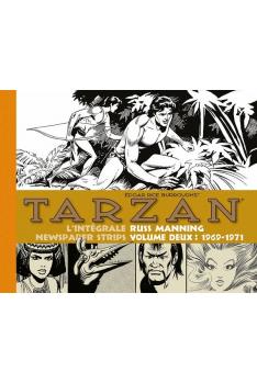 Tarzan - L'intégrale Russ Manning 1967-1969