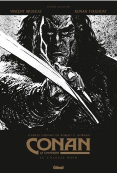Conan le Cimmérien Tome 2 : Le Colosse Noir N&B