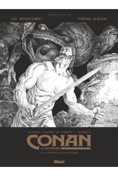 Conan le Cimmérien Tome 5 Noir & Blanc