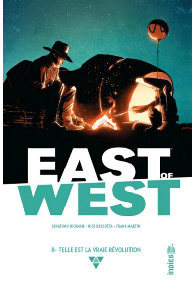 EAST OF WEST TOME 8
