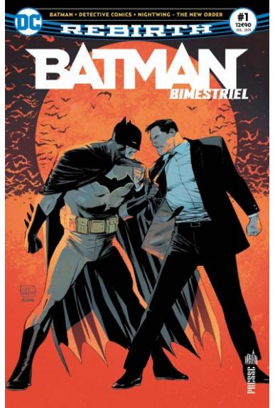 Batman Bimestriel 1